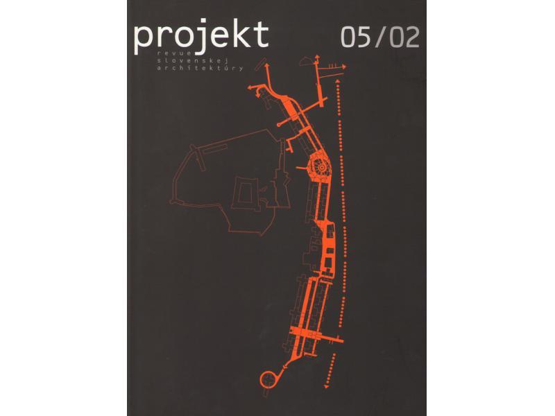 Projekt – revue slovenskej architektúry 05/2002