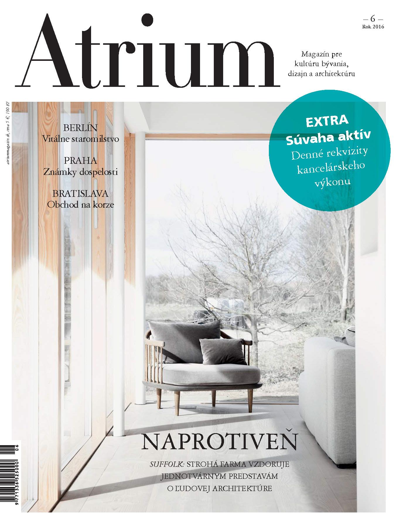 Atrium 6 / 2016