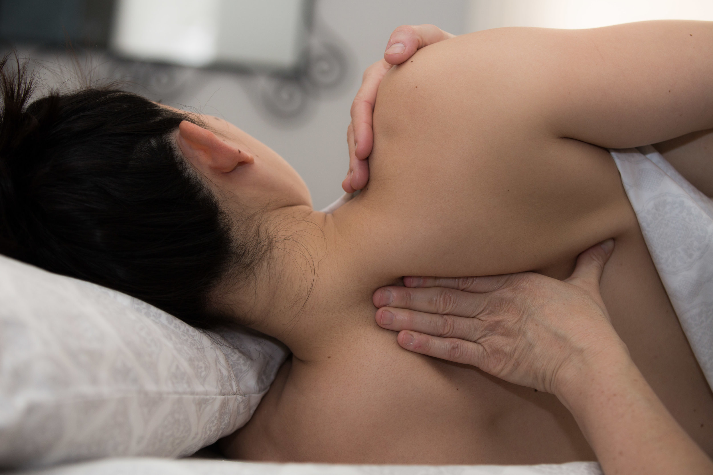 Restorative Massage Swedish Massage SD