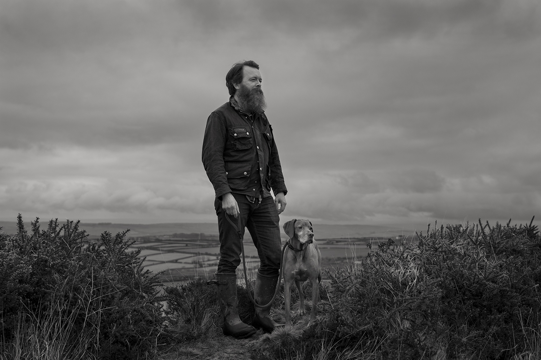 Sam Buckle at Castle-An-Dinas, 17th January 2016.