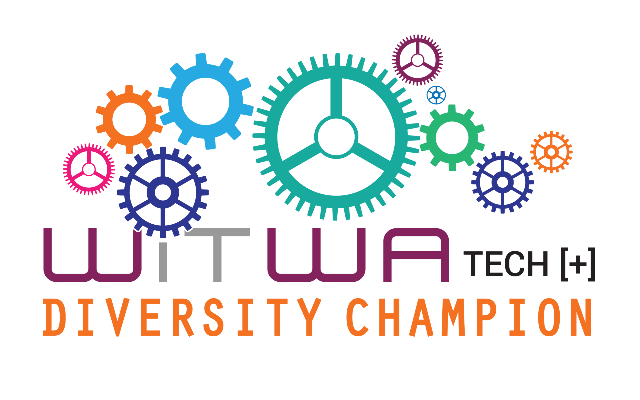 WITWA Diversity champion logo