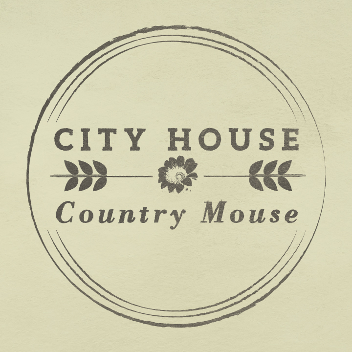 City House Country Mouse