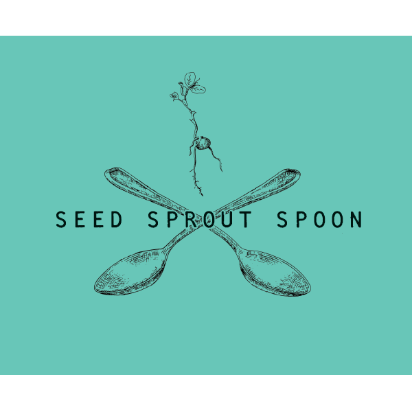 Seed Sprout Spoon