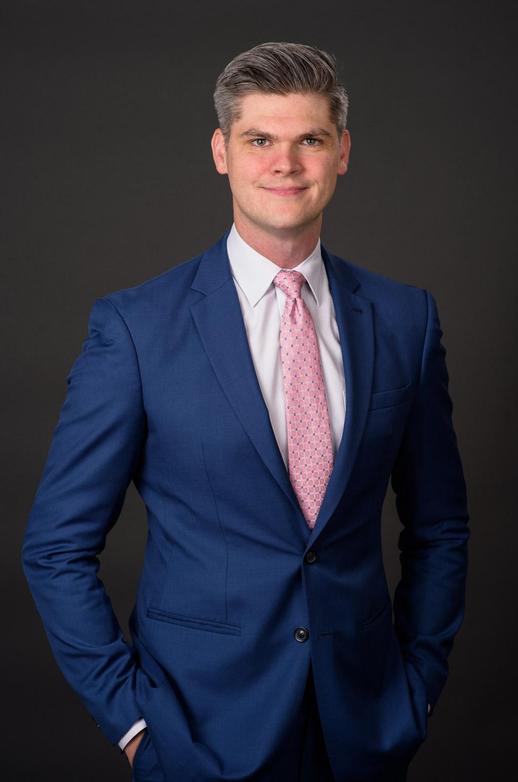 John Hurley,  Senior Vice President