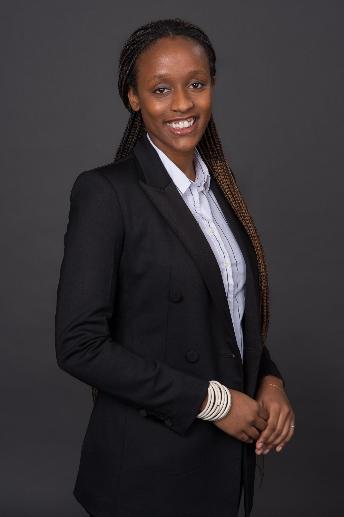 Pamela Mukiza, Development Associate