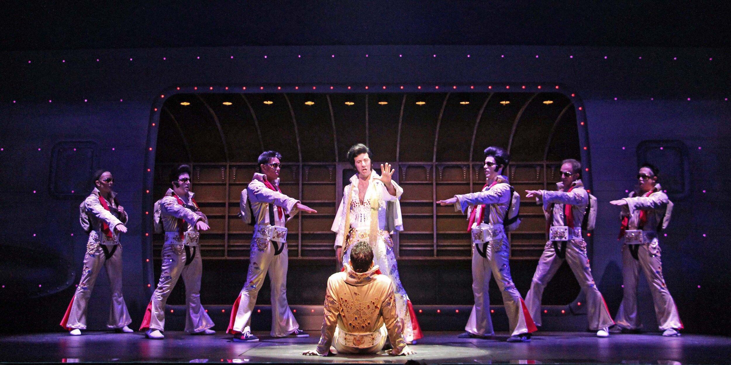 Honeymoon in Vegas - Broadway