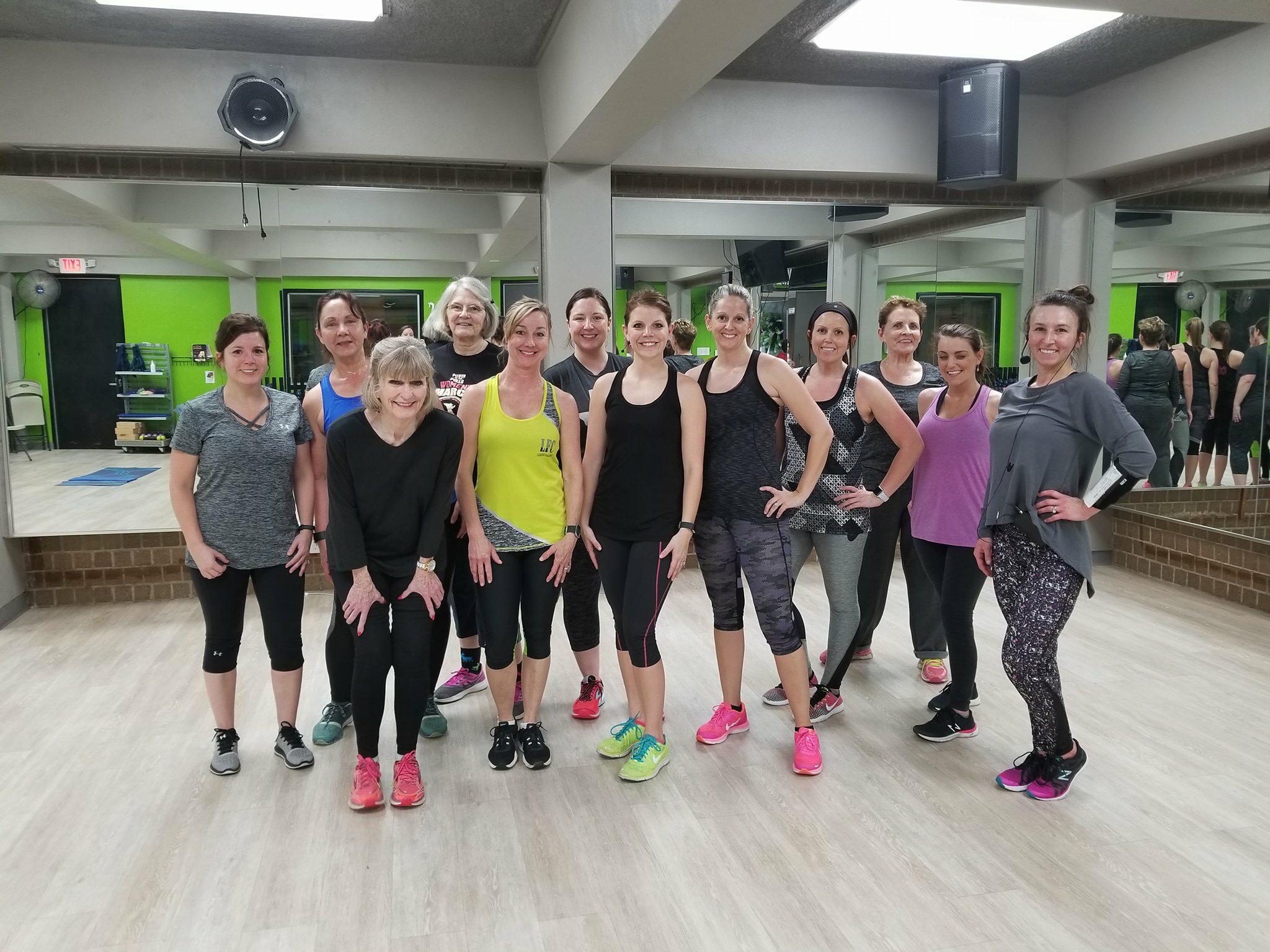 Total Body Strength - February 2018