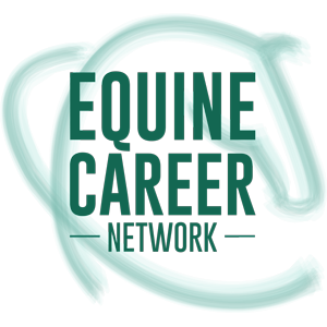 Equine Career Network  connects job seekers, employers and entrepreneurs across every discipline in the equine industry. The focus is not on jobs within a barn, but rather on careers with horse related companies and organizations. Our goal is to be a resource for those on the hunt for a job in the industry, while also providing experiences and perspective from those that are shaping it today