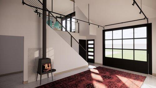 Garage Studio Andy Campbell Design Company