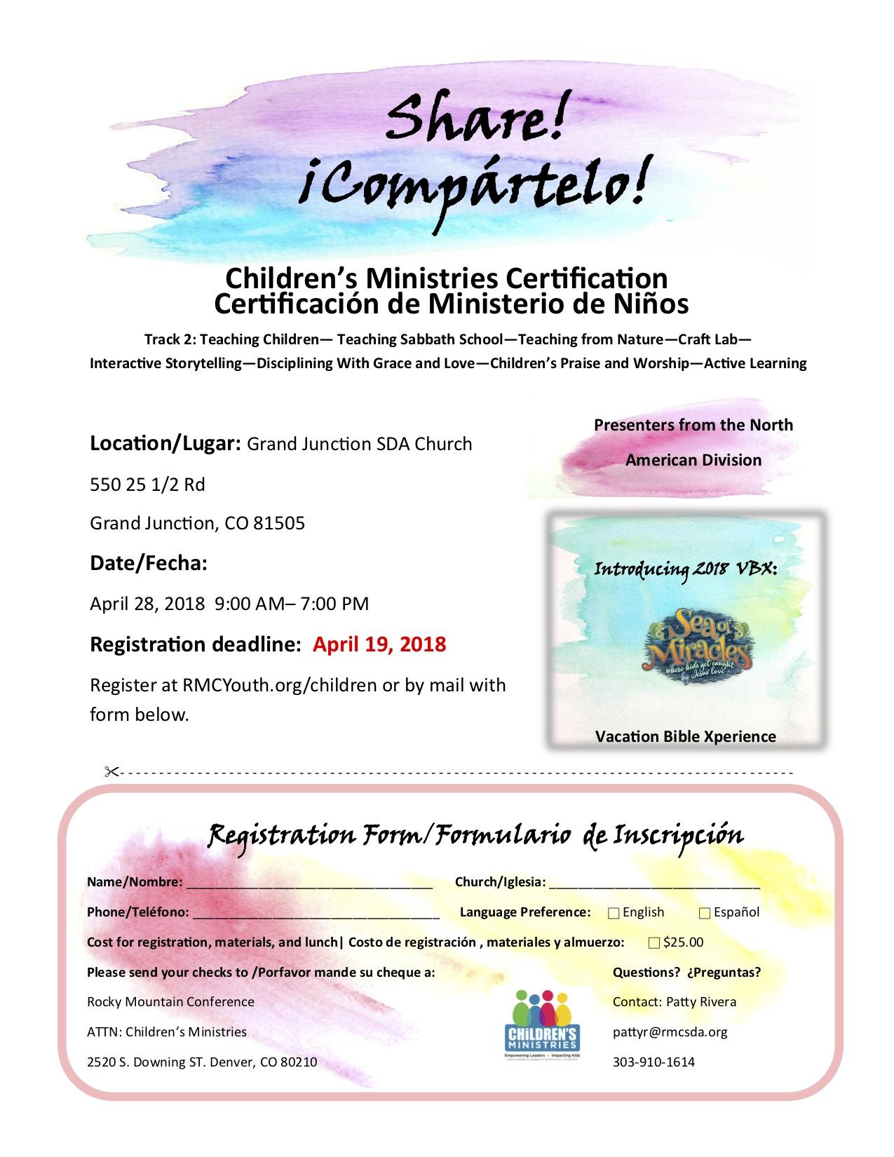 Flyer 2018 Children's Ministries Training Grand Junction 1.jpg