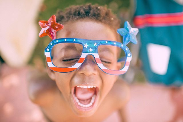 4th of July in TWO days?! What! Do not fear! We are here to help!  Go to childmin.org --  Resources --  Special Days --  Independence Day and find some activities to do with your kiddos!