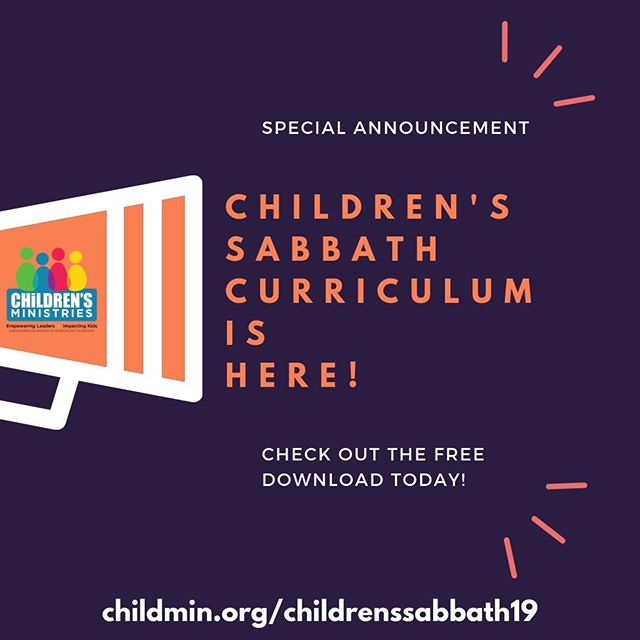 Run over to our blog and download the curriculum today! #SayYESToJesus #ChildMin #KidMin #Parents #Teachers #Leaders #ChildrensMinistry