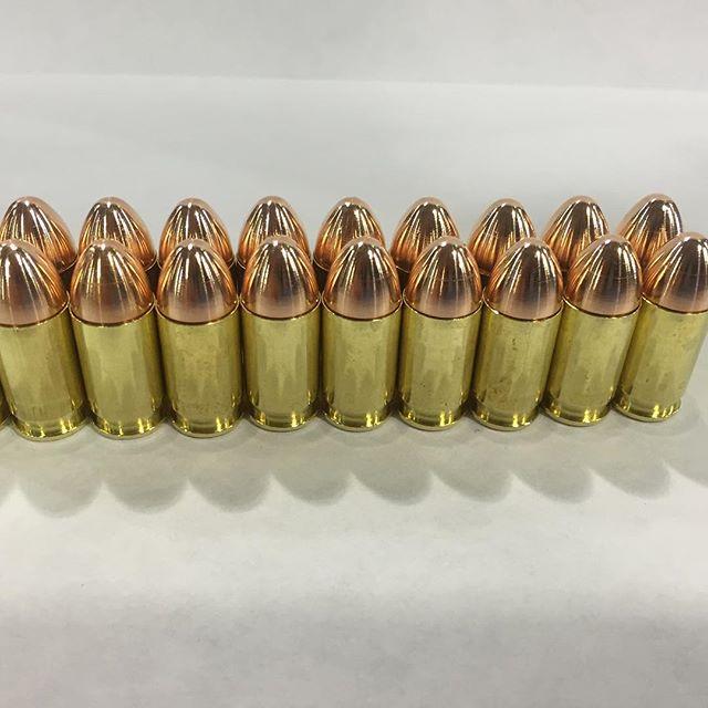NAT .380 brass loaded up!