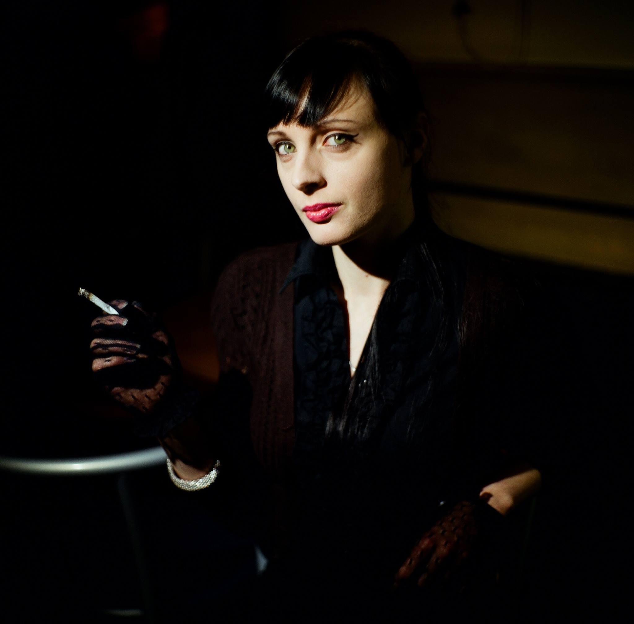 Ksenija Premuš, foto:  Ivo Turk