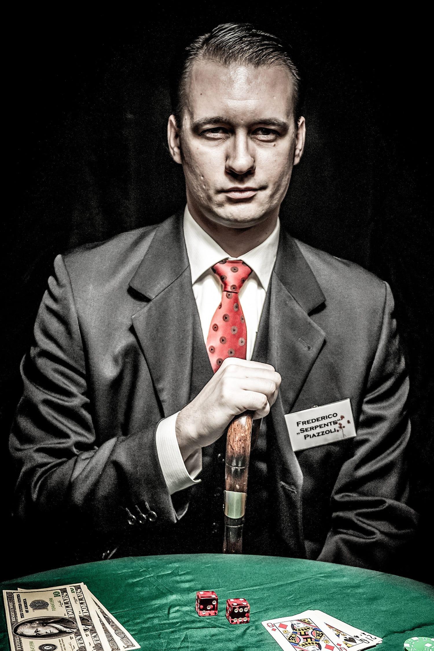 Vatroslav Jelovica, Terrible Creations Famiglia Bonifacio: Il Primo, 2016 Photo:  Tomislav Jeffrey Jemrić