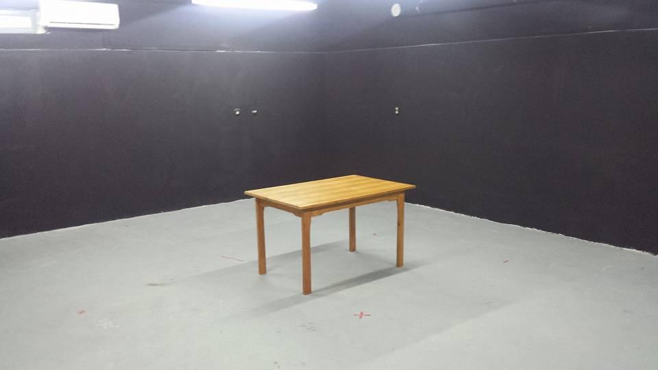 The Black Room Awaits
