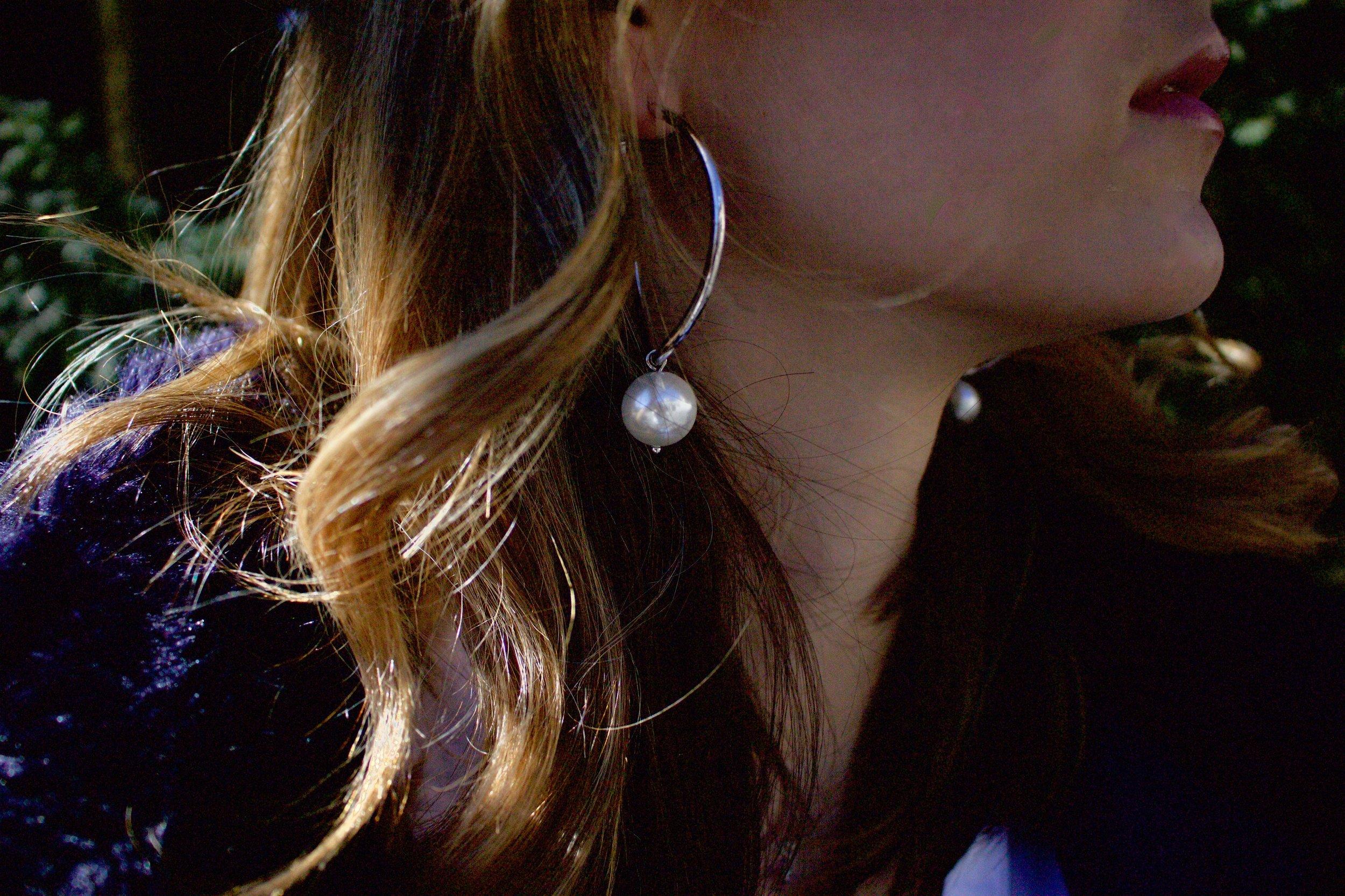 Boucles d'oreilles -
