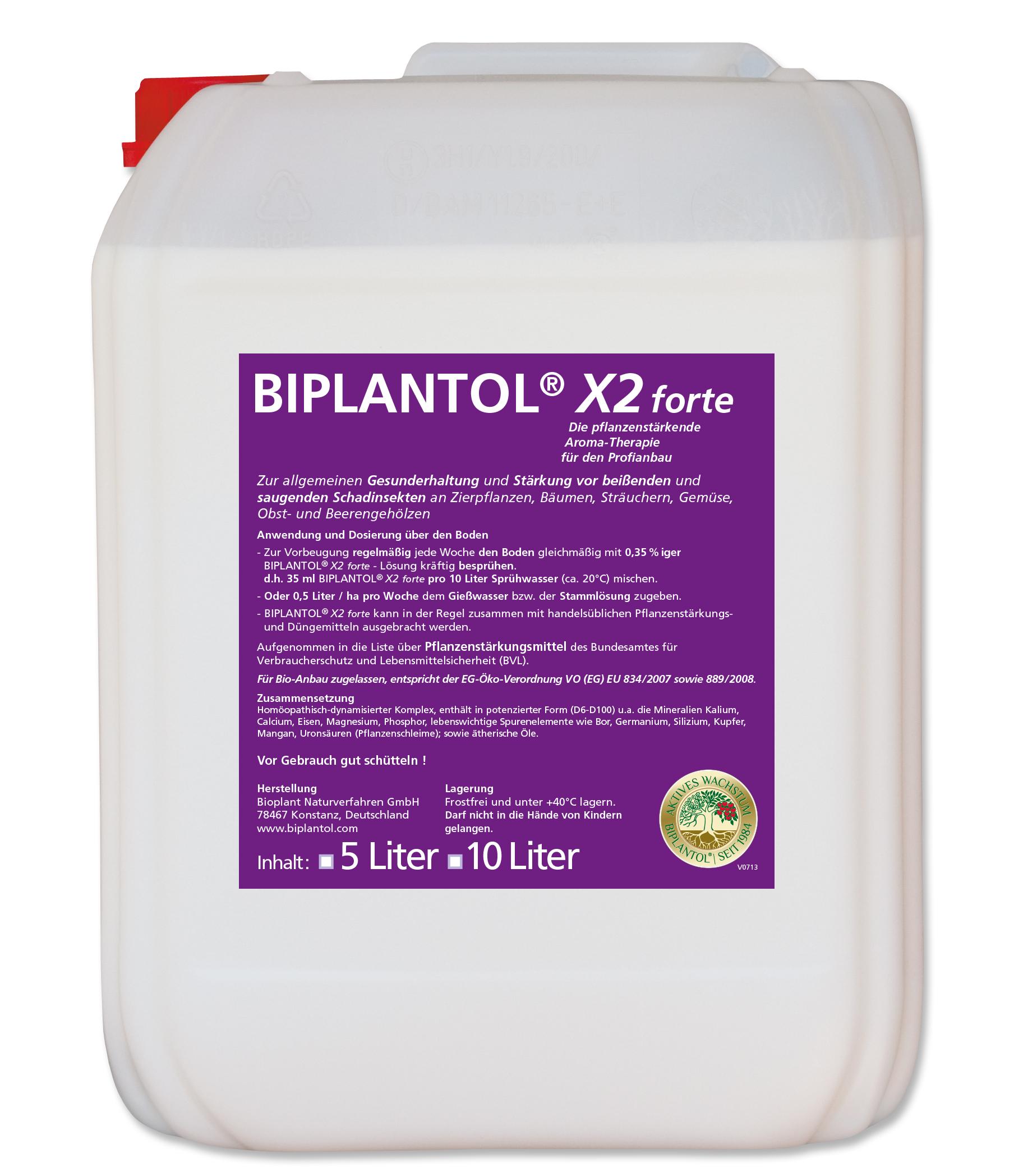 Biplantol® X2 forte