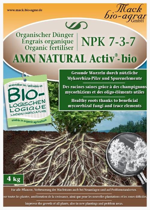 AMN Natural Activ-bio®
