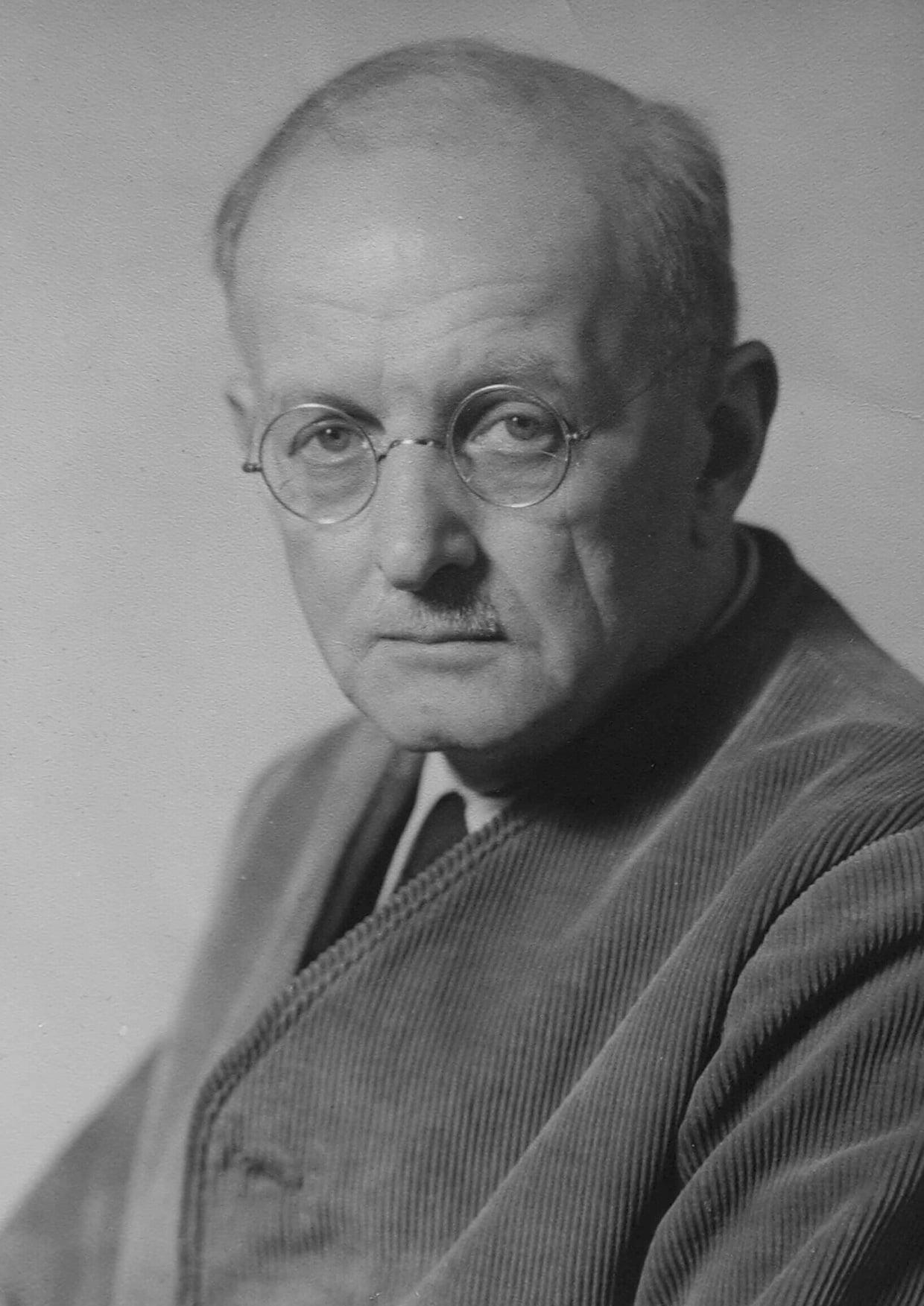 Dr. Kurt Wolter, *1892