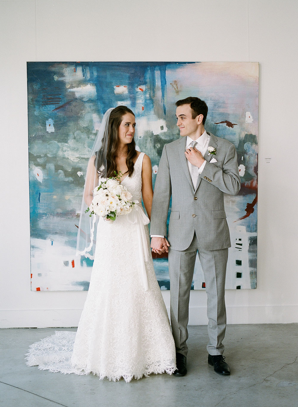 Artists for Humanities EpiCenter wedding