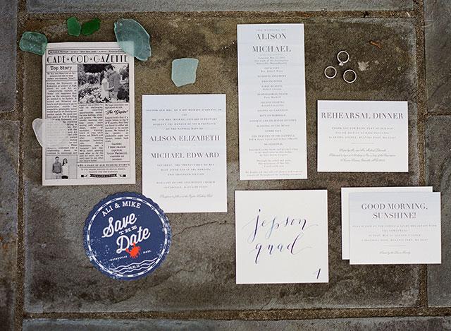 minted invitation suite DIY - Sarah Der Photography