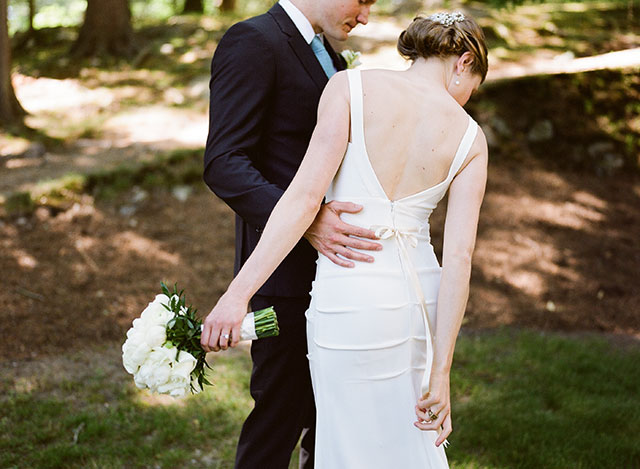 Marielle comb for wedding day - Sarah Der Photography