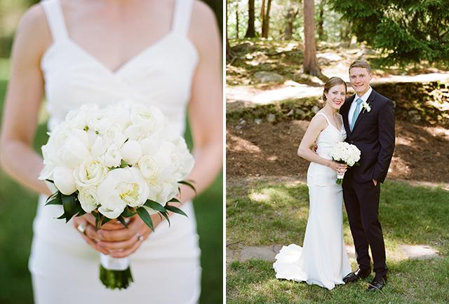 Blooms of Hope floral design in Massachusetts - Sarah Der Photography
