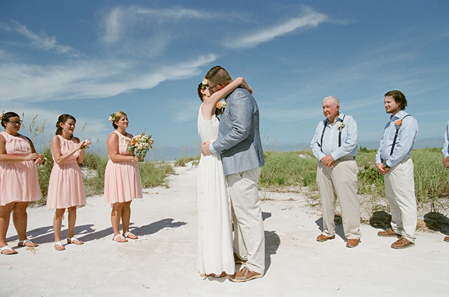 Sydney and Jordan are married - Sarah Der Photography