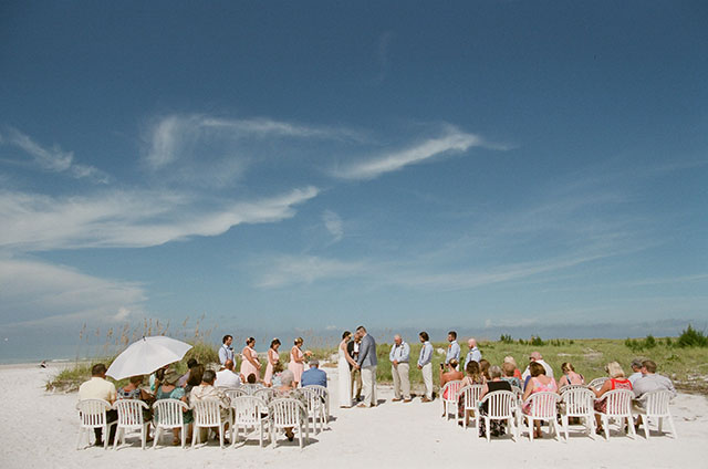 film wedding photography by Sarah Der Photography