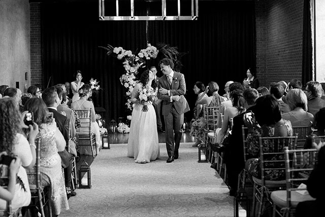 Alice & Warren are married! - Sarah Der Photography