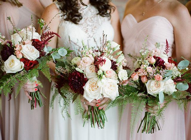fall wedding in Atlanta Georgia - Sarah Der Photography