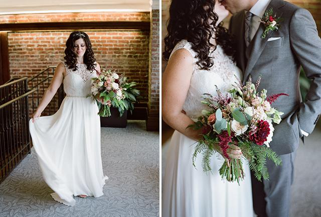 Fall wedding inspiration - Sarah Der Photography