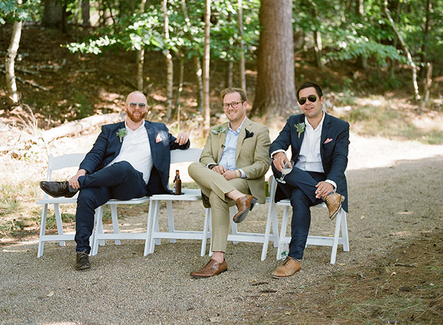 film wedding photography by  - Sarah Der Photography