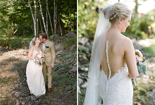 maine film wedding photography - Sarah Der Photography