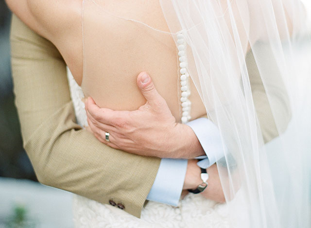 bride and groom portraits - Sarah Der Photography