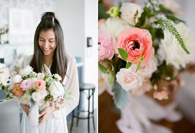 Ava Flora floral design in New York - Sarah Der Photography