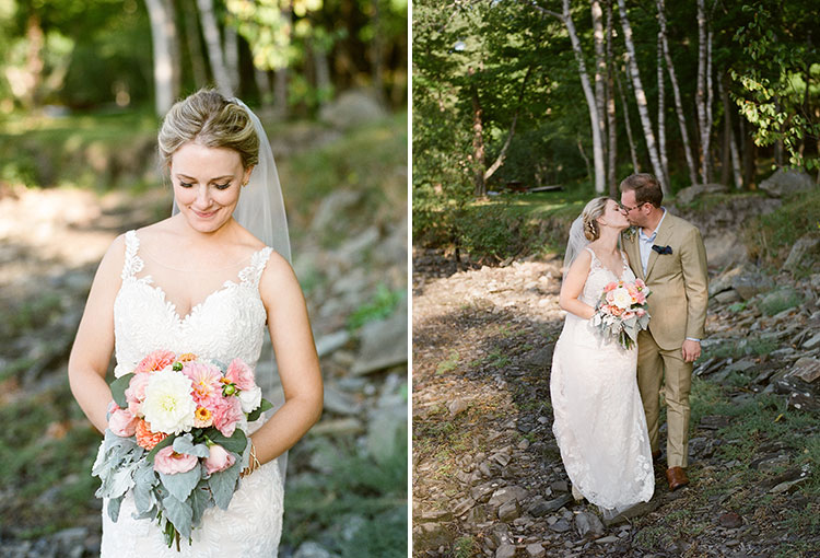 fine art film wedding portraits - Sarah Der Photography