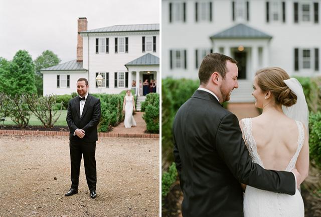 film wedding photography in charlottesville, VA