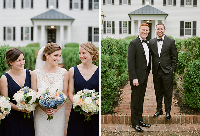 Weddington Way Scarlett - Navy Blue bridesmaids dresses