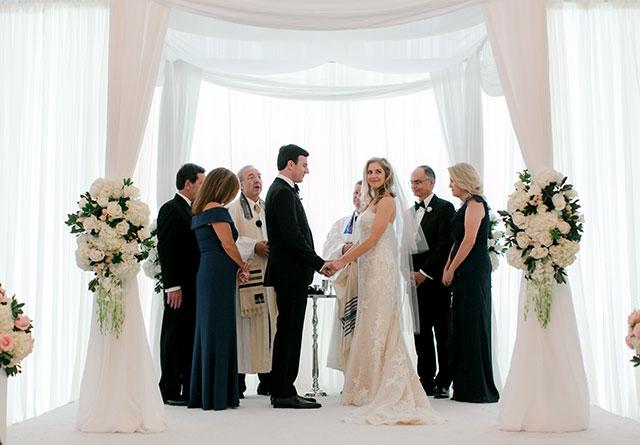 indoor wedding day location in bethesda, maryland