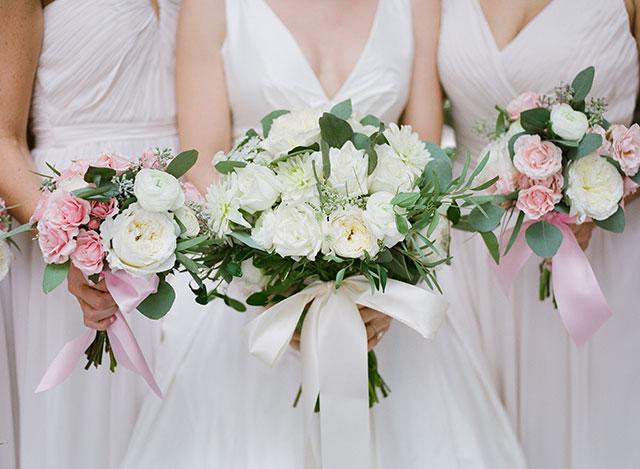 La Petite Fleur wedding floral design - Sarah Der Photography