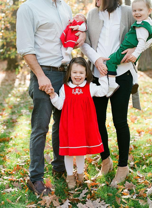 Richmond's top family photographer Sarah Der