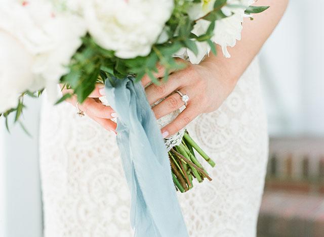 Salt Harbor Design floral design for wilmington wedding