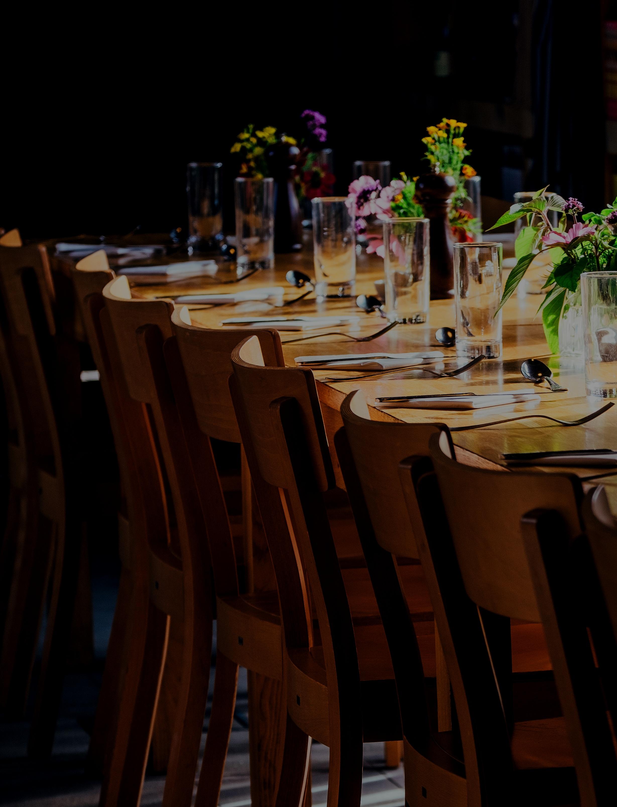 Events ab 20 Personen - Bei Events ab einer Gruppengröße von 20 Personen können Sie sich vertrauensvoll an unser Event-Team wenden.
