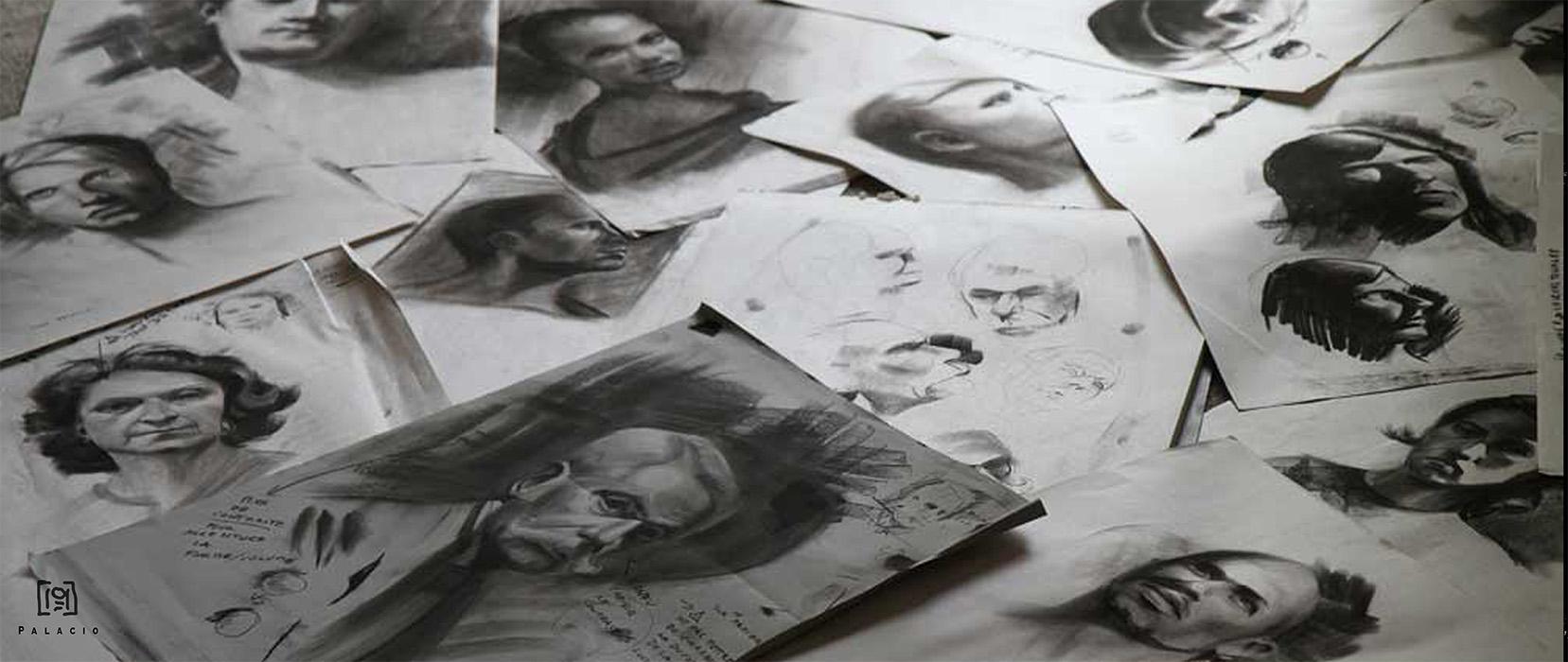 Charcoal Studies