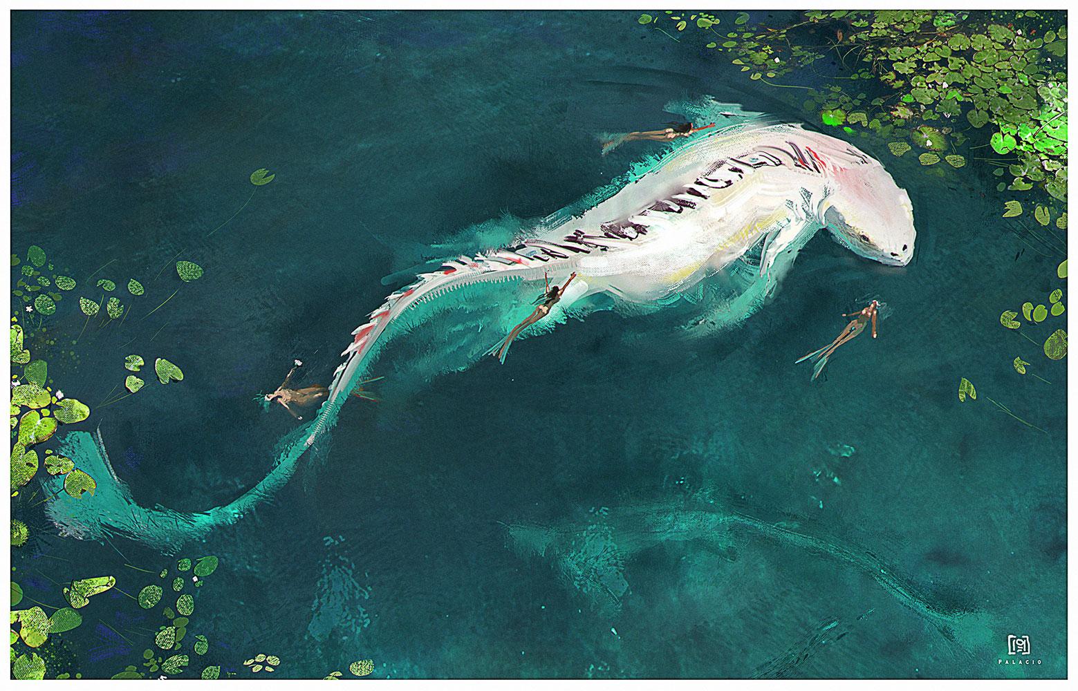 fredpalacio_dragon02_Mermaid_lamia_Albinos_FINAL_th.jpg