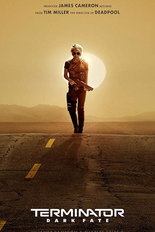 Terminator Dark Fate - Tim Miller (2019)