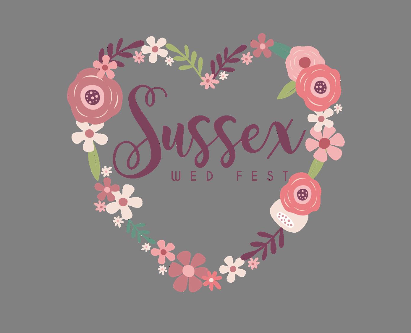 Sussex Wed Fest Logo