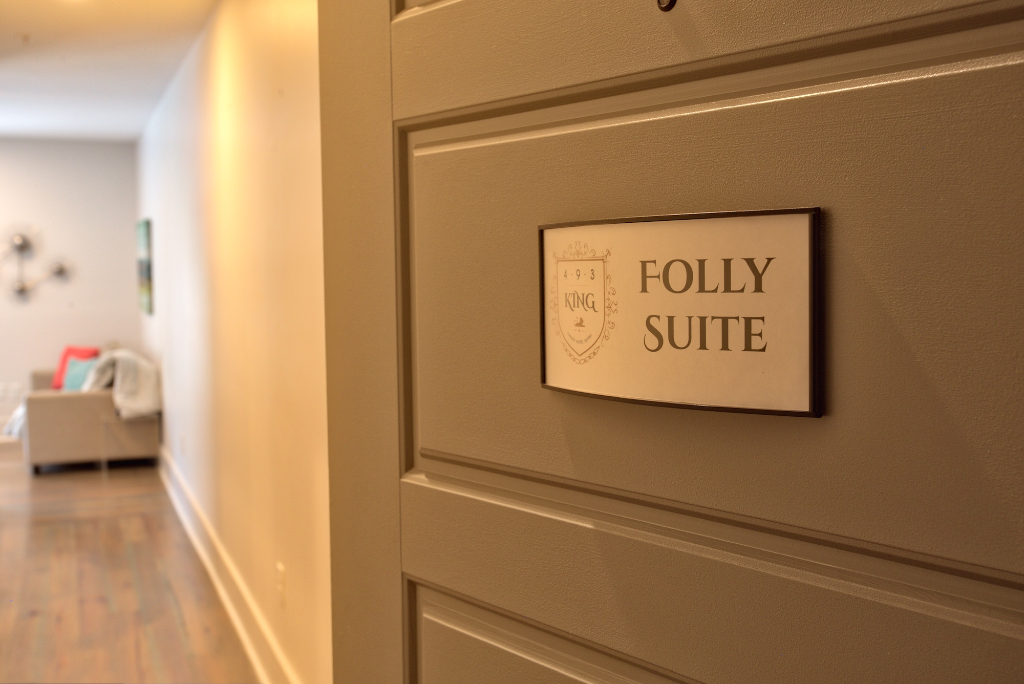 Suite on King Street Charleston SC Vacation Rental The Folly Suite2.jpeg
